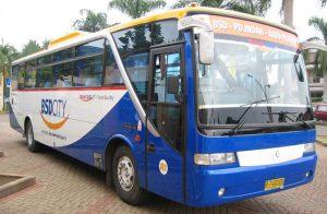 Feeder Busway BSD