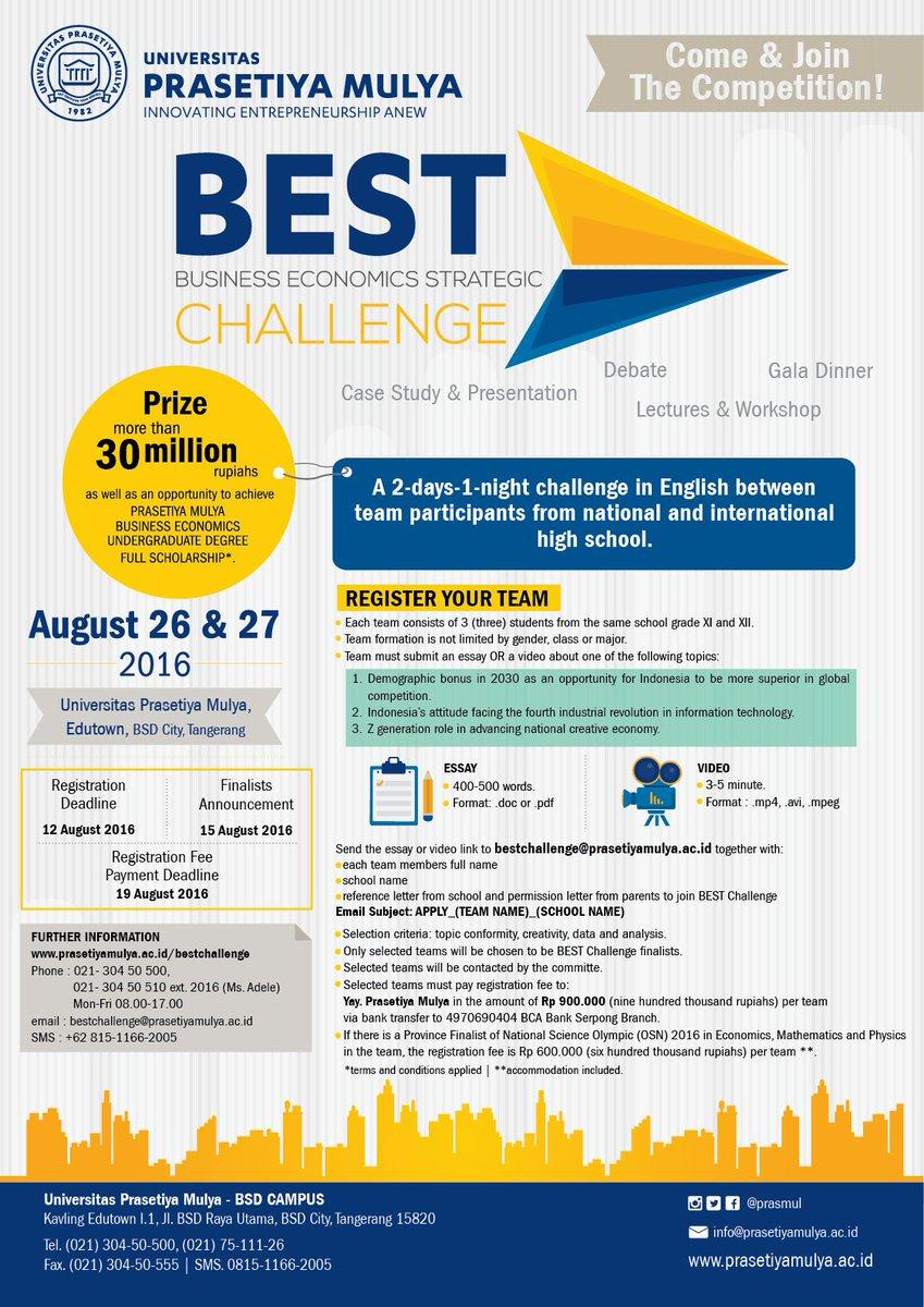 best challenge