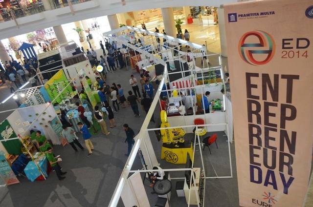 Suasana Entrepreneur Day 2014