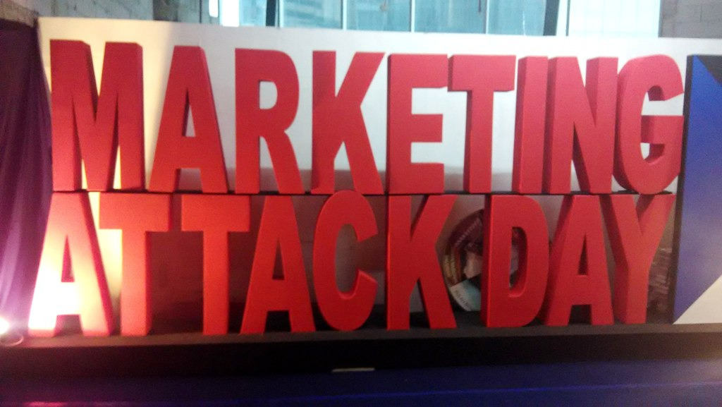 Marketing Attack Day 2015