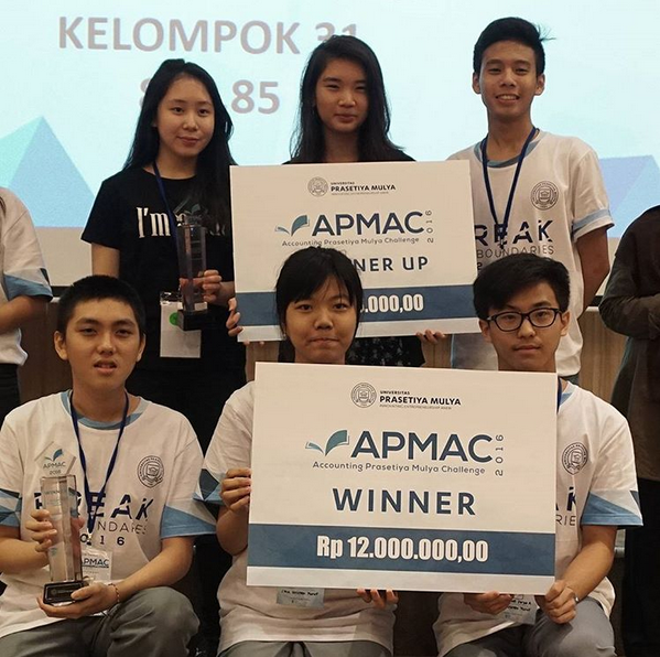 apmac winner